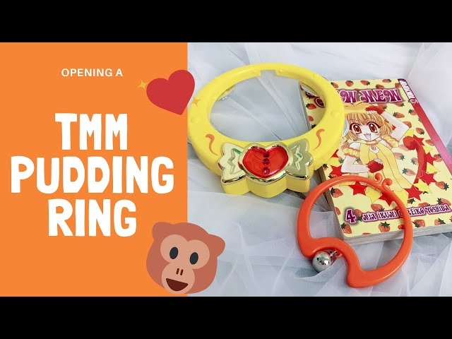 Opening a TMM Pudding Ring