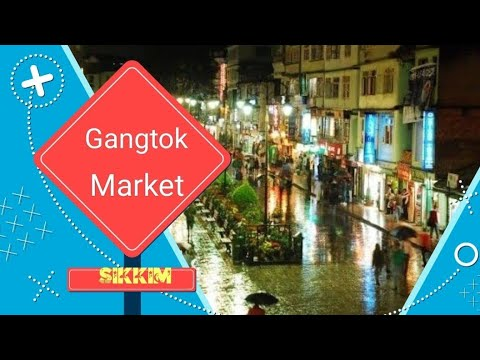 GANGTOK (SIKKIM) Mg Marg  - INDIA