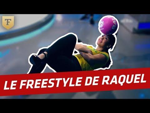 Descargar Freestyle avec Wass et Raquel, la freestyleuse à talons !