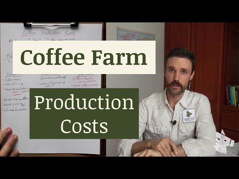 Coffee Production Costs