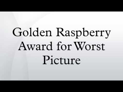 Golden Raspberry Award for Worst Picture