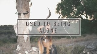 Azealia Banks - Used To Being Alone (Skye Lightzz Extended Remix)