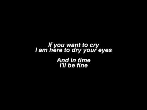 The 1975 - By Your Side (LYRICS)