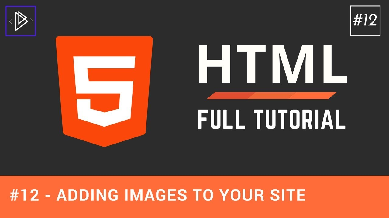 How to Add an Image to Your Site - HTML Full Tutorial