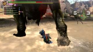 MH3U: Qurupeco and Savage Deviljho event