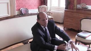 Abdelmajid Tkoub vient sous-préfet de l'arrondissement Avallon-Tonnerre.