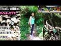 BOQUETE, PANAMA LOST WATERFALLS HIKING! | TRAVEL VLOG