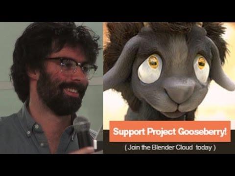 Mathieu Auvray nous  parle du projet Gooseberry