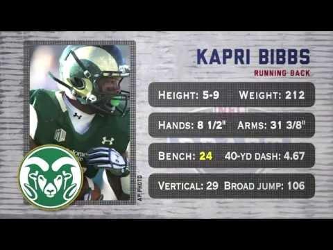 Kapri Bibbs - 2014 NFL Draft profile