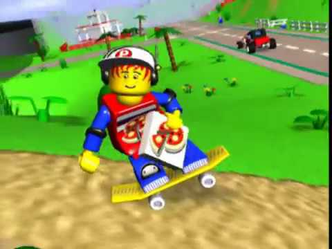 Isola Lego 2 | Intro (+ RAW download) - YouTube