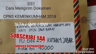 Download Video Cara mengirim dokumen CPNS kemenkumham 2018 SLTA / SMA MP3 3GP MP4