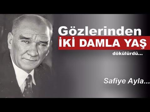 Atatürk'ü Her Seferinde Ağlatan Türkü Neydi?