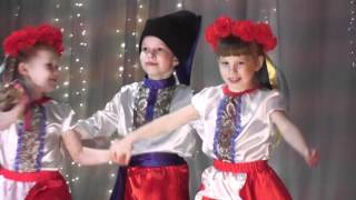 Полуфинал конкурса Шумерлинские росточки. 06.04.2012