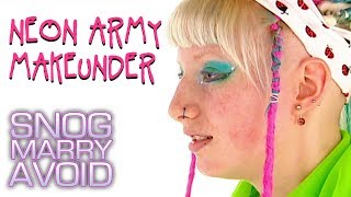 Neon Army  | Snog Marry Avoid