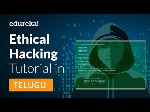 Ethical Hacking Tutorial in Telugu | Ethical Hacking Course | Edureka Telugu
