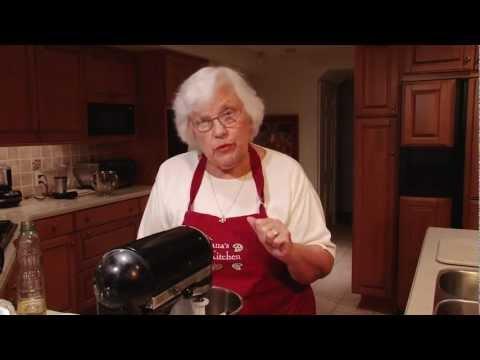Coffee Cake: Nana's Cookery Tips & Tircks