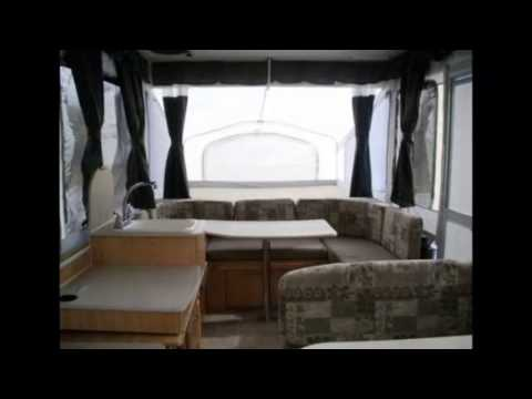 2007 Palomino Yearling Pop Up Truck Trailer in Ft Wayne ...