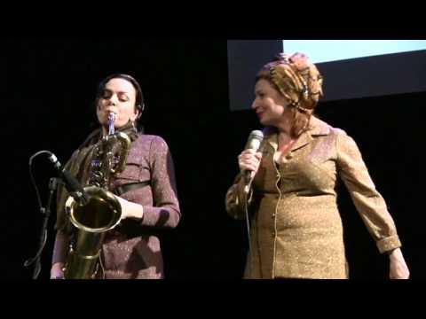 Vivien Goldman aka the Punk Professor debuts LAUNDERETTE LIVE