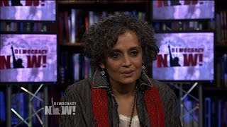 "Arundhati Roy on Her New Book, ""Capitalism: A Ghost Story,"" and World"