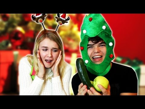 WEIRDEST CHRISTMAS GIFT GIVING EVER! W/JELLY