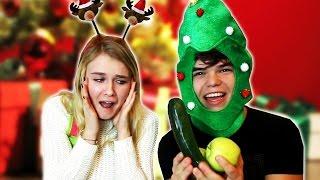 WEIRDEST CHRISTMAS GIFT GIVING EVER! W/JELLY