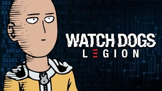 WATCH DOGS LEGION: ONE PUNCH EDITION