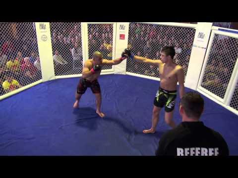 Deutsche MMA-Amateur-Meisterschaft 2015 - Das Arena Team Am Start