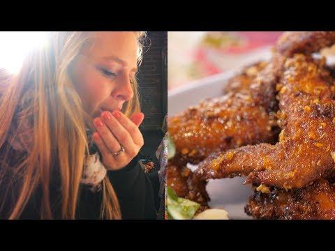 YOU MADE US EAT THIS!! - Portland Oregon travel vlog