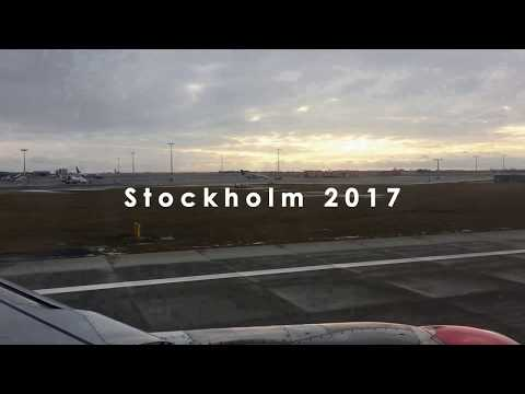 SWEDEN | STOCKHOLM | NEW YEAR 2017/2018 | TRAVEL VIDEO