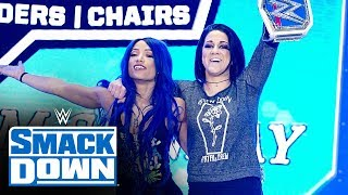Sasha Banks and Bayley strike back at Lacey Evans: SmackDown, Dec. 6, 2019