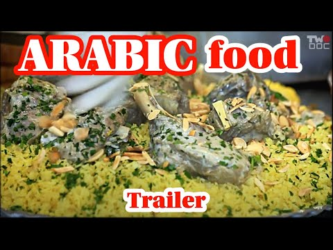 Arabic traditional food - Amman - Jordan