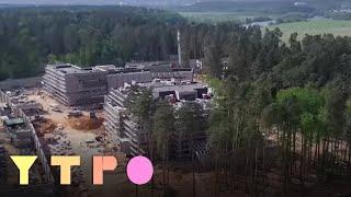 Рядом с резиденцией Путина нашли предполагаемый больничный комплекс президента за миллиарды рублей