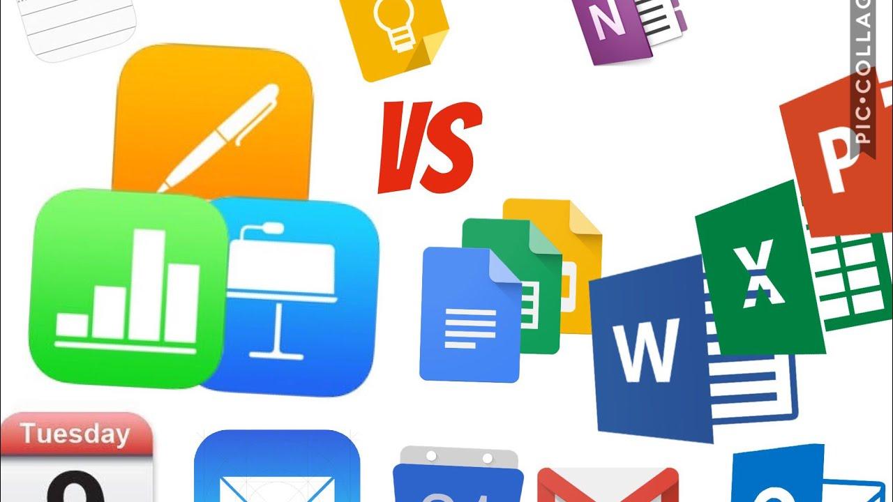 iwork vs google docs