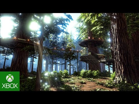 Ark: Survival Evolved: Redwood Biome and Spotlight: Titanosaur!