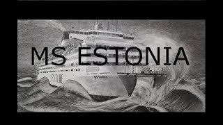 MS ESTONIA ANNIVERASRY | DRAWING TRIBUTE | 2017