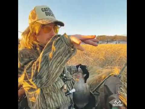 Rut Daniels – Duck Hunting