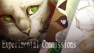 3 Experimental Cheap Commissions [Speedpaint]