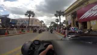 Campagna T rex Clearwater Beach Spring Break to Bike Week