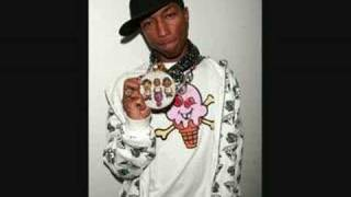 Watch music video: Pharrell Williams - Raspy ****