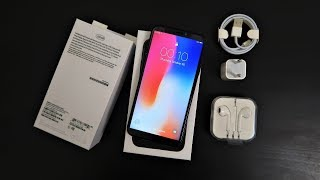 UNBOXING IPHONE X  - (hdc)