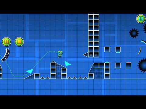 Geometry Dash | Layout | Holography