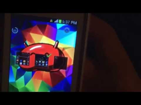 Personalizar samsung galaxy pocket al estilo android L 5.1