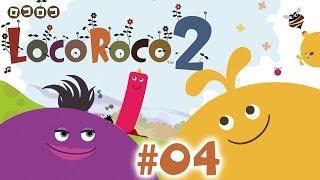 Let's Play LocoRoco 2 (german) - #04 - Das erste Minigame