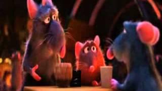 حكاية فار ratatouille الفار الطباخ