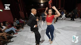 Davy & Amely - social dancing @ Martinique Int 'Salsa Festival 2018
