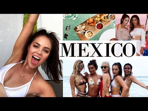 REVOLVE TRIP: Mexico Travel Diary!