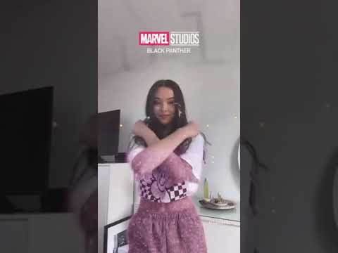Marvel TikTok Trends | MCU | Laurielle | Instagram | MCU | Avengers | Fandom |  #shorts