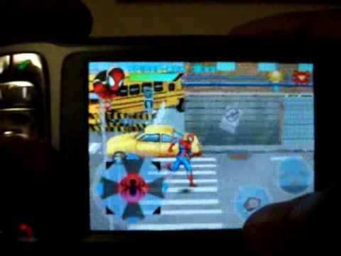 (Windows Mobile Gaming: Episode 01) Spider Man - Toxic City