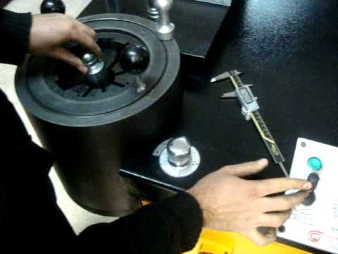 hydraulic hose crimping machine youtube. Black Bedroom Furniture Sets. Home Design Ideas