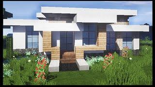 Красивый дом в майнкрафт Строим Вместе! - Строительство - Minecraft